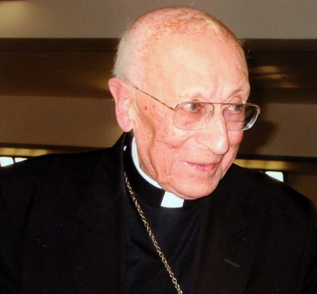 Monsignor Guglielmo Motolese