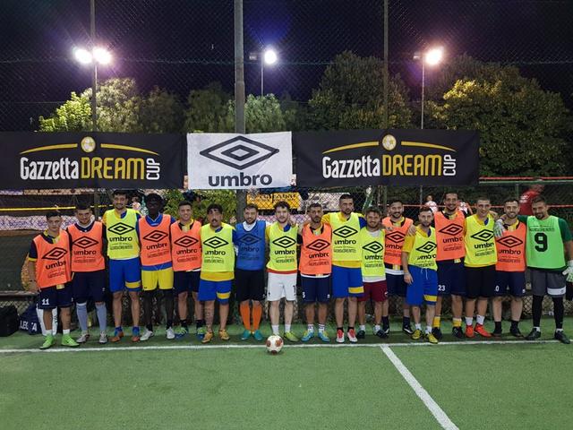 Bombastik, la squadra che ha vinto la tappa di Taranto