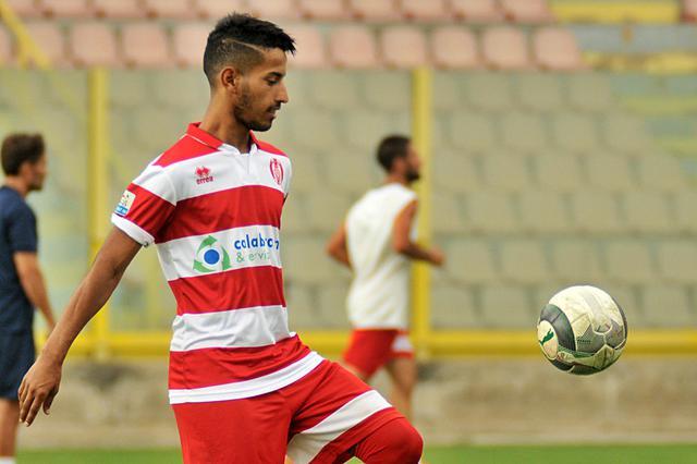 Mohammed Laaribi - Foto calabriasport24