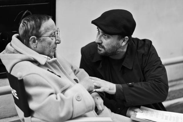 Alvaro Vitali e Valerio Manisi