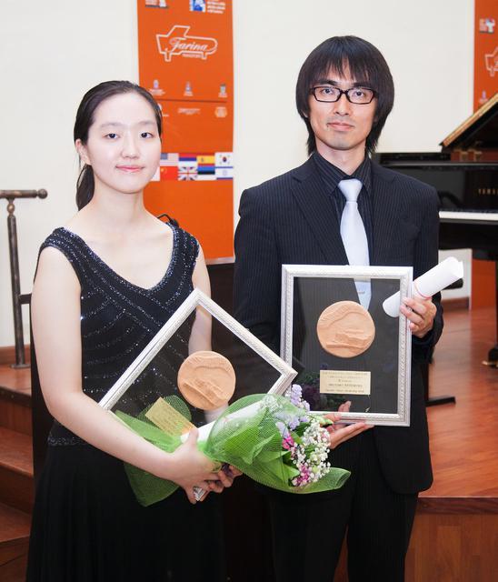 I vincitori delledizione dello scorso anno