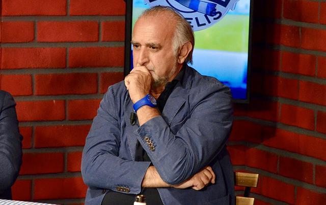 Aldo Roselli, presidente della Fidelis Andria