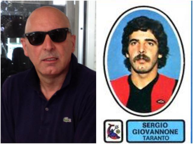 Sergio Giovannone ieri e oggi