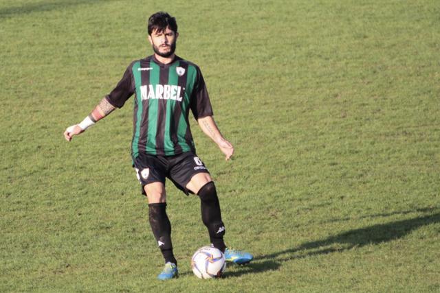 Vito Di Bari nella foto Anna Verriello/Bitonto Calcio