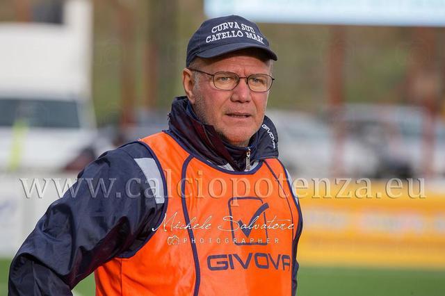Dino Bitetto, allenatore della Cavese