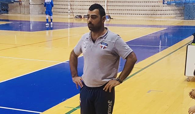 Mimmo Reale, coach della New Taranto