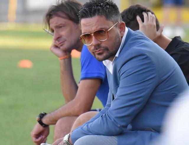 Luigi Volume, ex direttore sportivo del Matera - Foto Emanuele Taccardi/Tuttomatera