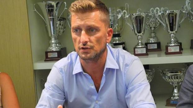 Paolo Toccafondi, presidente del Prato