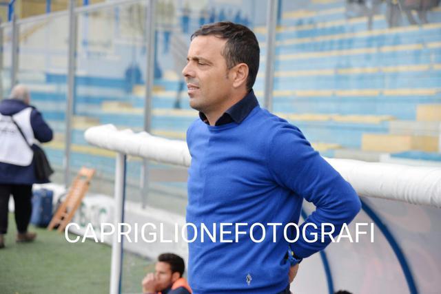 Giovanni Baratto, nuovo allenatore del Rotonda