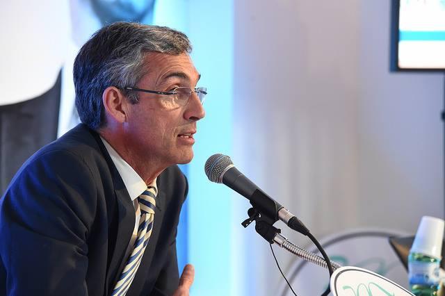 Nando Marino, presidente della Happy Casa Brindisi