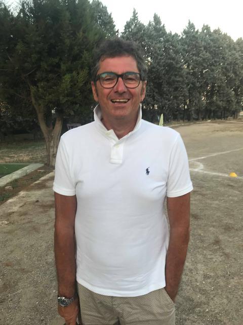 Domenico Pellegrini, direttore sportivo del Talsano