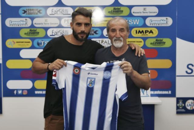 L'esperto attaccante argentino Anibal Montaldi