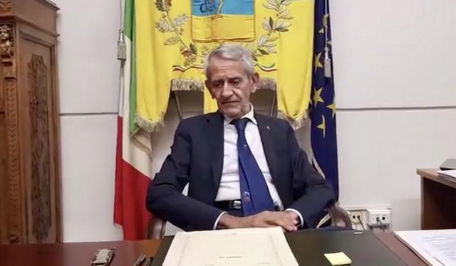 Franco Metta, sindaco di Cerignola