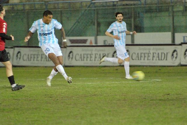 Match Winner Folorunsho firma la rete che deciderà la sfida con i siciliani