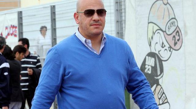 Antonio Sdanga, ex presidente del Manfredonia - Foto ilsipontino.net