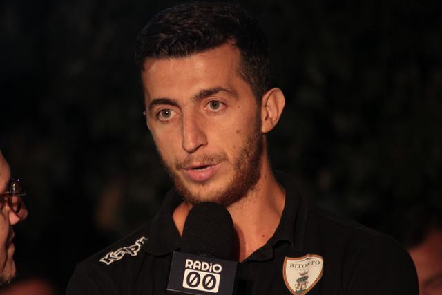 Antonio Giulio Picci - Foto Bitonto Calcio