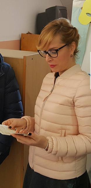 Rosalba De Giorgi, giornalista tarantina