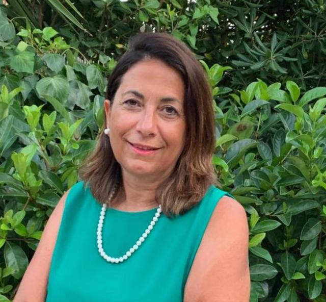 Anna Tacente - Assessore allAmbiente e ai rapporti con Università e ricerca del Comune di Taranto