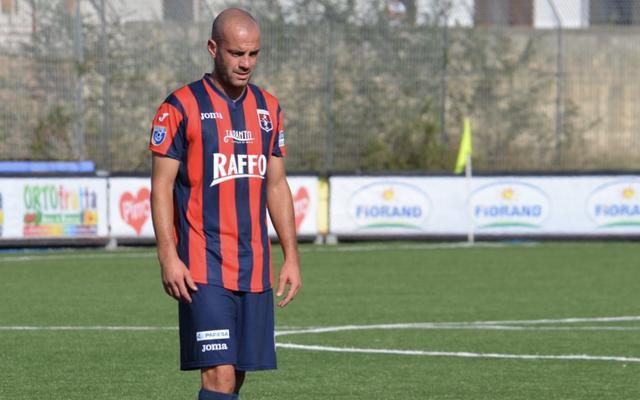 Sebastian Di Senso - Foto Nicola Carpignano/Taranto FC