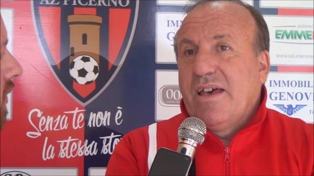 Pasquale Arleo, allenatore del Picerno