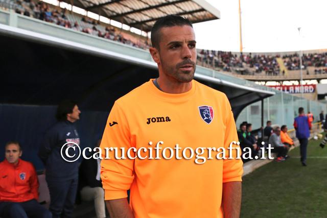 Fabio Prosperi, allenatore del San Severo