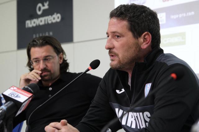 Bruno Trocini - Foto Virtus Francavilla Calcio
