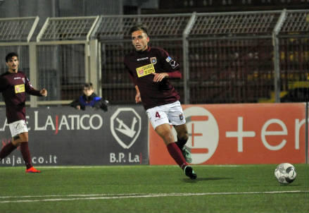 Giacomo Risaliti, difensore classe 1995