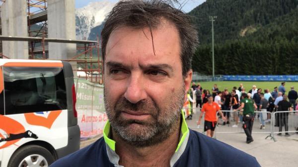 Stefano Serena, presidente del Mestre