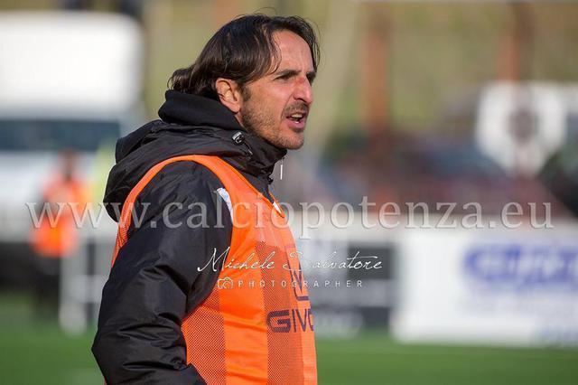 Antonio Maschio, allenatore dell'Ercolanese