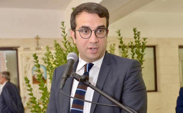 Giovanni Gugliotti, presidente della Provincia di Taranto