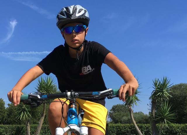 Fabrizio Nardelli, 12 anni