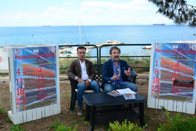 Peppe Fusco e Aldo Salamino