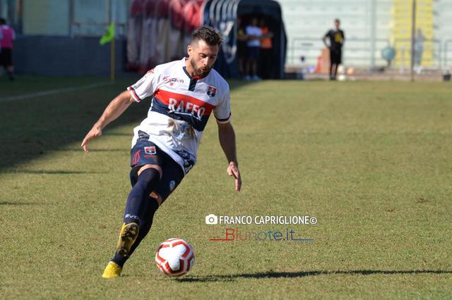 Leo Guaita, centrocampista del Taranto