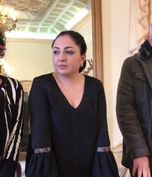 Francesca Viggiano, neo assessore all'ambiente del Comune di Taranto