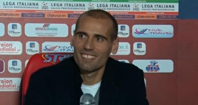 Alessandro Potenza, classe 1984, nuovo tecnico della Fidelis Andria