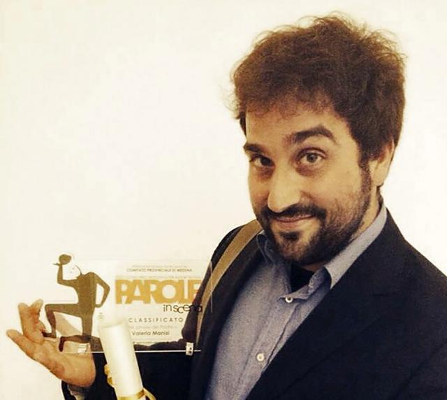 Il regista Valerio Manisi