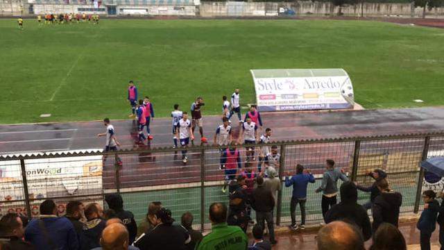 Foto Calcio Grottaglie Web pagina Facebook