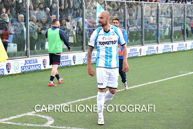 Vittorio Triarico, centrocampista classe 1989
