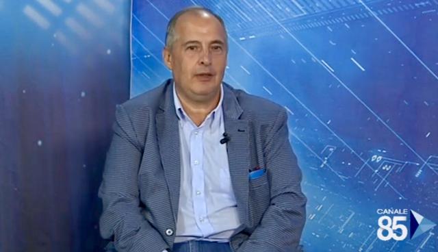 Gino Montella, direttore generale del Taranto