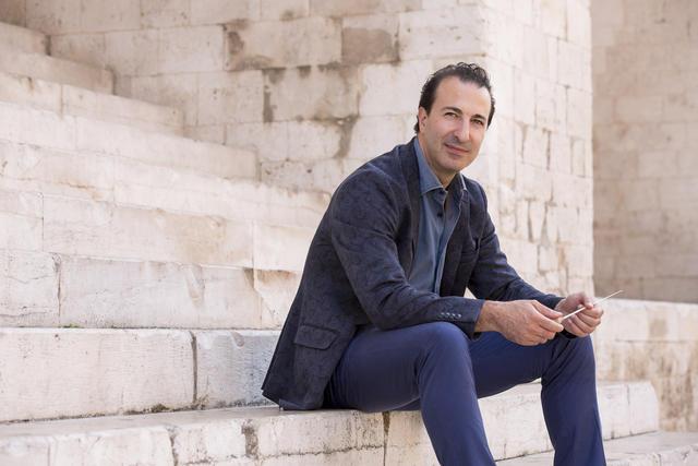 Il maestro Alvise Casellati - Foto Davide Cerati