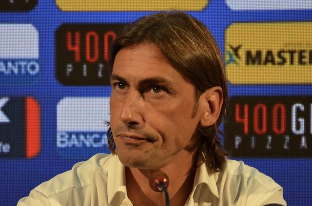 Gigi Panarelli - Foto Nicola Carpignano/Taranto FC