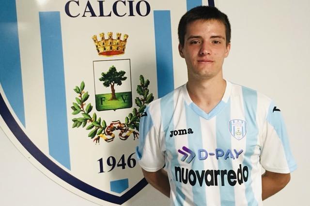 Frane Siljic, centrocampista classe 1999