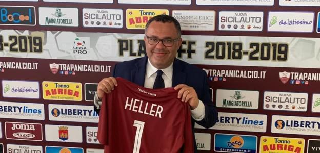 Giorgio Heller, nuovo proprietario del Trapani - Foto Live Sicilia
