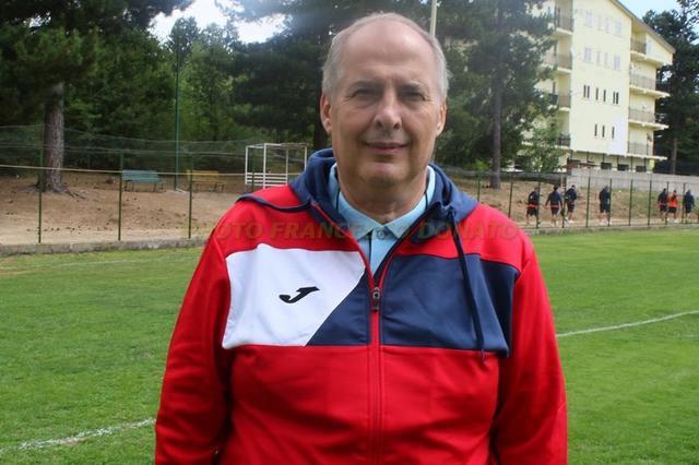 Gino Montella, direttore generale del Taranto - Foto Francesco Donato