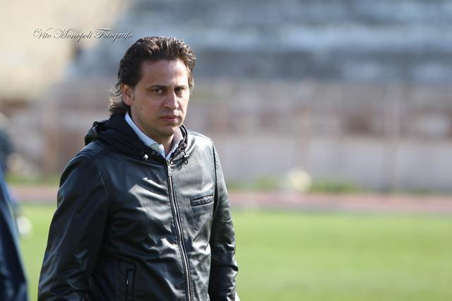 Nicola Grieco, presidente del Cerignola - Foto Cerignola Viva