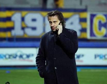 Nicola Grieco, presidente del Cerignola
