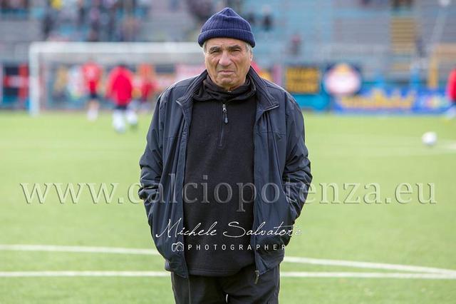 Mauro Lanza, presidente della Molfetta Sportiva