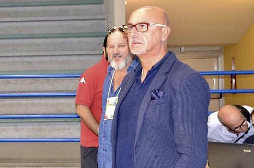 Vito Appeso, direttore sportivo del Cus Jonico