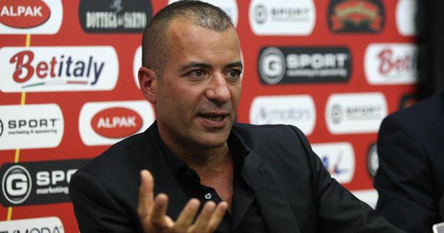 Saverio Sticchi Damiani, presidente del Lecce