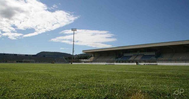Lo stadio 'Vito Curlo' di Fasank